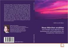 Buchcover von Neue Märchen erzählen