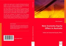 Bookcover of New Economy Equity Offers in Australia