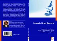 Bookcover of Forces in Living Systems