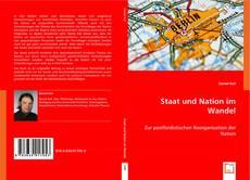 Capa do livro de Staat und Nation im Wandel