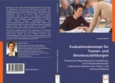 Buchcover von Evaluationskonzept für Trainer- und Beraterausbildungen