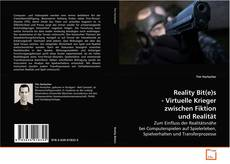 Capa do livro de Reality Bit(e)s - Virtuelle Krieger zwischen Fiktion und Realität