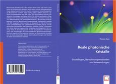 Couverture de Reale photonische Kristalle