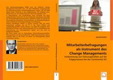 Bookcover of Mitarbeiterbefragungen als Instrument des Change Managements