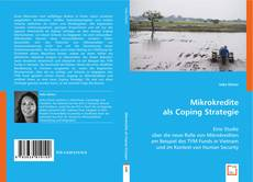 Buchcover von Mikrokredite als Coping Strategie