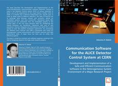 Обложка Communication Software for the ALICE Detector Control System at CERN