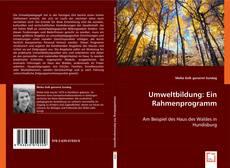 Buchcover von Umweltbildung: Ein Rahmenprogramm