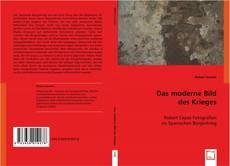 Bookcover of Das moderne Bild des Krieges