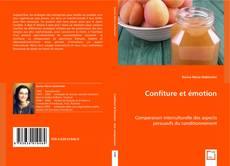 Bookcover of Confiture et émotion