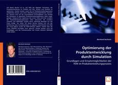 Bookcover of Optimierung der Produktentwicklung durch Simulation