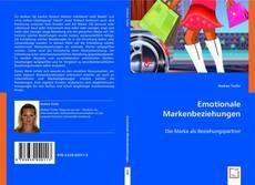 Capa do livro de Emotionale Markenbeziehungen