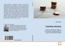 Bookcover of Volatility Markets