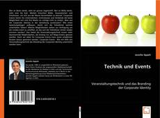 Bookcover of Technik und Events