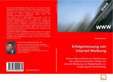 Portada del libro de Erfolgsmessung von Internet-Werbung