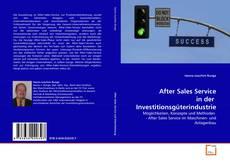 Buchcover von After Sales Service in der  Investitionsgüterindustrie