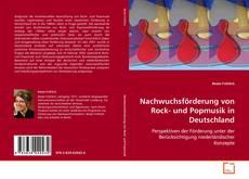 Nachwuchsförderung von Rock- und Popmusik in Deutschland的封面