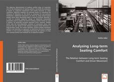 Couverture de Analysing Long-term Seating Comfort