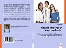 Bookcover of Hispanic Influence on American English