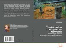 Bookcover of Vegetation eines oberbayerischen Hochmoores