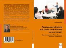 Buchcover von Personalentwicklung für kleine und mittlere Unternehmen