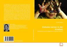Globales Lernen in der Kindheit kitap kapağı