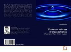 Portada del libro de Wissensvernetzung in Organisationen