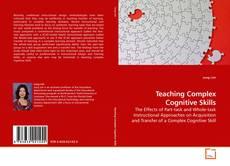 Couverture de Teaching Complex Cognitive Skills