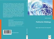 Portada del libro de Politische Weblogs