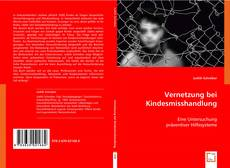 Vernetzung bei Kindesmisshandlung kitap kapağı