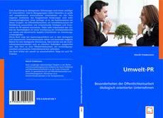 Buchcover von Umwelt-PR