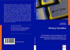Bookcover of History Variables