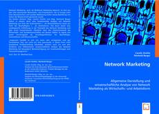 Buchcover von Network Marketing