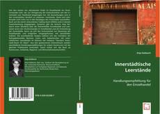 Buchcover von Innerstädtische Leerstände