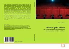 Couverture de Theater geht online