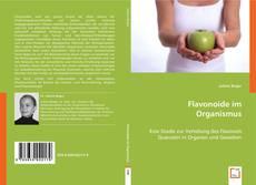 Copertina di Flavonoide im Organismus
