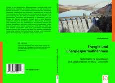 Buchcover von Energie und Energiesparmaßnahmen