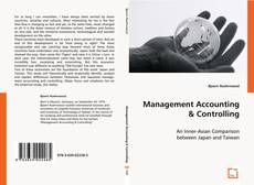 Bookcover of Management Accounting & Controlling