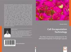 Обложка Cell Encapsulation Technology