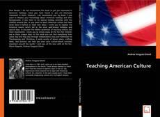 Обложка Teaching American Culture