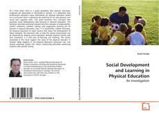 Borítókép a  Social Development and Learning in Physical Education - hoz