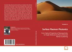Portada del libro de Surface Plasmon Photonics