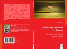 Wohnungslosenhilfe in Europa kitap kapağı
