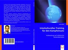 Bookcover of Interkulturelles Training für den Kampfeinsatz