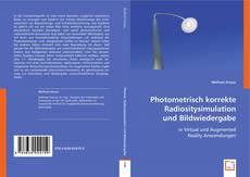 Capa do livro de Photometrisch korrekte Radiositysimulation und Bildwiedergabe