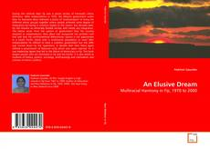 Bookcover of An Elusive Dream