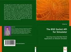 Bookcover of The BSD Socket API for Simulator