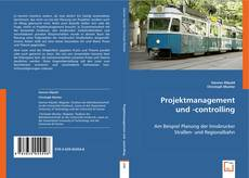 Copertina di Projektmanagement und -controlling