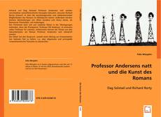 Bookcover of Professor Andersens Natt und die Kunst des Romans