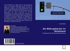 Capa do livro de Der Bildungsberater im Mittelstand