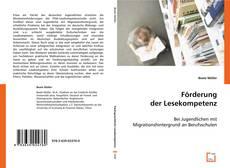 Bookcover of Förderung der Lesekompetenz